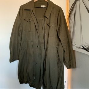 Artist Military Coat